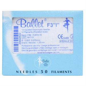 BALLET INSULATED F3 1P BOX 50