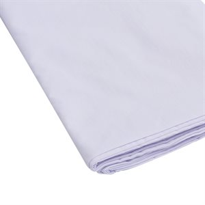 "WH.FLAT COVER PERCALE44""X85""(6)"