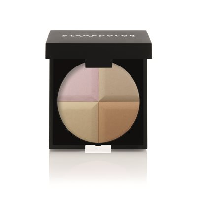 Multicolour Beauty Compact Powder