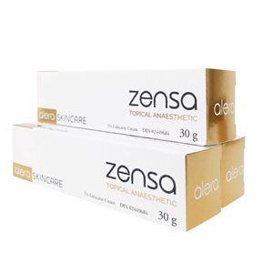 ZENSA ANALGESIC CREAM 30G 5%