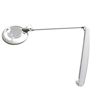 LAMPE-LOUPE AFMA STARLED BLANCHE