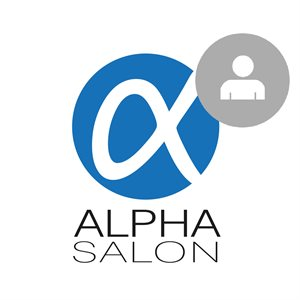Alpha Salon | Simple usager