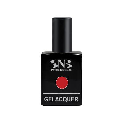 Gel Lacquer perle | Rouge sang