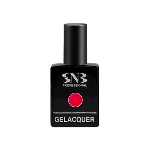 Gel Lacquer | Rouge