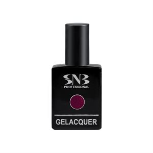 Gel Lacquer | Brun-rouge